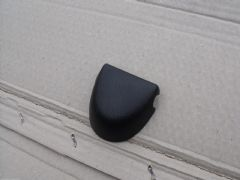 MAZDA MX5 EUNOS (MK2 1998 - 2005) SEAT BELT BOLT / MOUNT COVER PANEL / TRIM